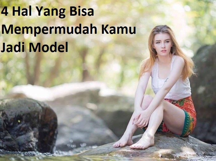model cantik