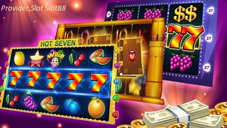 Provider Slot Slot88